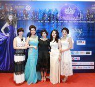 Doanh nhân Xuân Hương tham dự dạ tiệc Charming Night